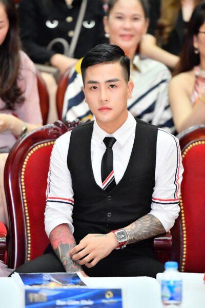Phu thuy makeup Quang Bi